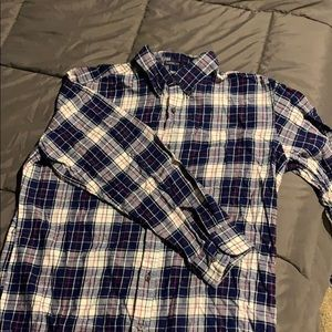 Checkered Button-up